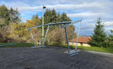 Carport pv 36 kWc